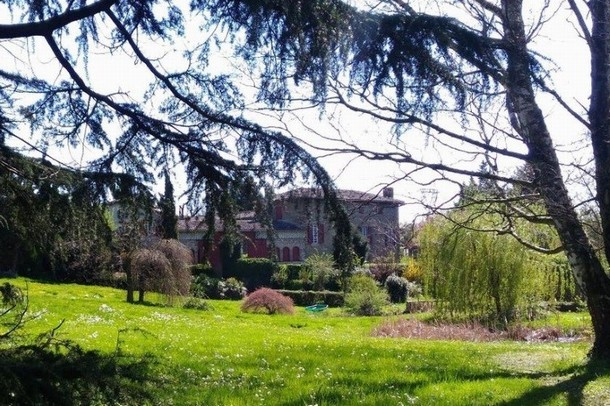 Conference room rental and seminar organization in Lyon - Domaine de Gorneton (38)