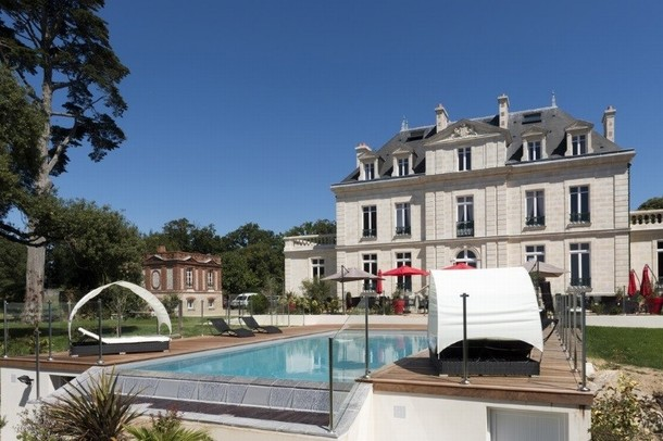 Organize your team building seminar in Nantes - Domaine de la Gressière (44)