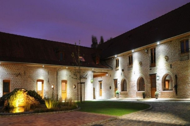 Rental of rooms for the organization of a congress or seminar in Lille - Domaine des Cigognes (59)