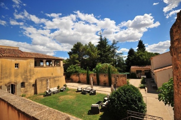 Rental of conference and seminar places in Nîmes - Domaine des Escaunes (30)