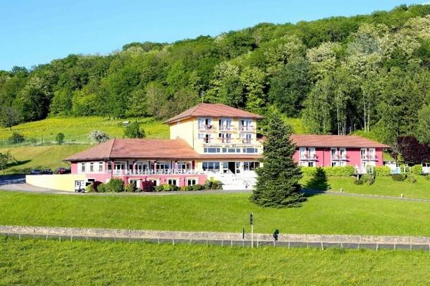 Anmietung von Räumen für die Organisation einer Konferenz oder einem Seminar in Belfort - Domaine du Revermont (39)