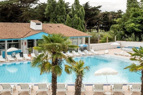 Rental of rooms for the organization of a congress or a seminar in La Rochelle - Hotel Domaine Les Grenettes (17)