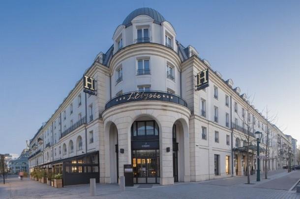 Alquiler de salas para la organización de una conferencia o seminario en Troyes - Hotel L'Elysée Val d'Europe (77)
