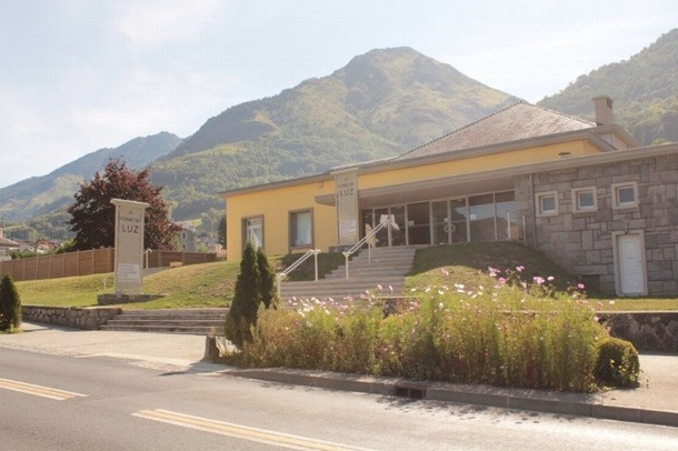 Renting rooms for organizing a conference or seminar in Foix - Luz Forum (65)