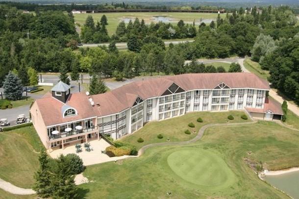 seminario di vacanza Golf, organizzazione seminario ... Golf - Golf Hotel de Mont Griffon (95)