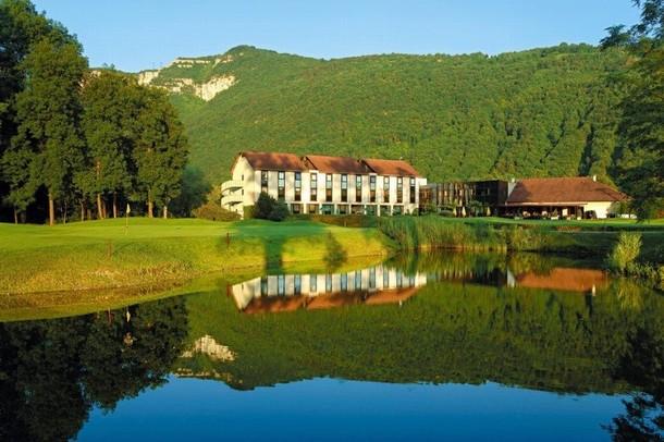 Vermietung Golf Seminar Organisation Seminar ... Golf - Golf Hotel Grenoble Charmeil (38)