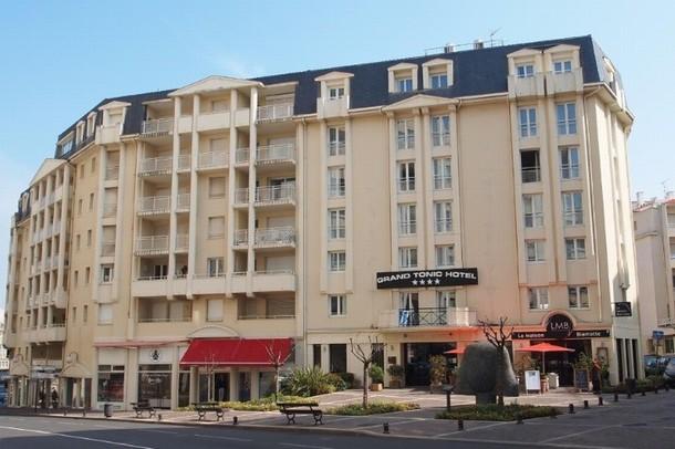 Die Kongresssäle und Seminar in Biarritz - Grand Tonic Hotel Biarritz (64)