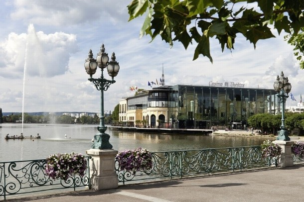 Hotels Congress and seminar in Paris and the provinces - Hotel Barriere (95)