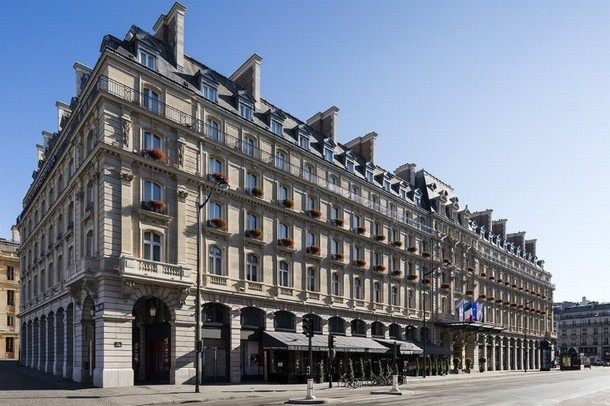 Organisation von Konferenzen - Hilton Paris Opera (75)