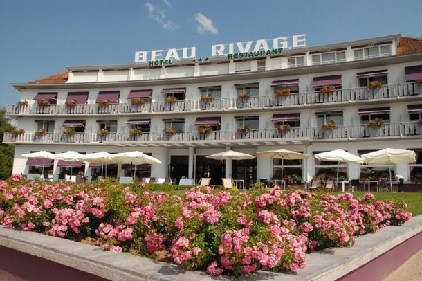 Rental of rooms for the organization of a conference or seminar in Vittel - Hôtel Beau Rivage (88)