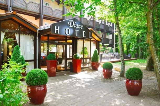 Organice un seminario o congreso de trabajo en Nancy - Hôtel Diane (57)