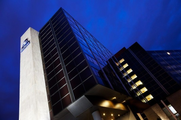 sala de reuniones y de conferencias en el Bar-le-Duc - Hilton Strasbourg (67)