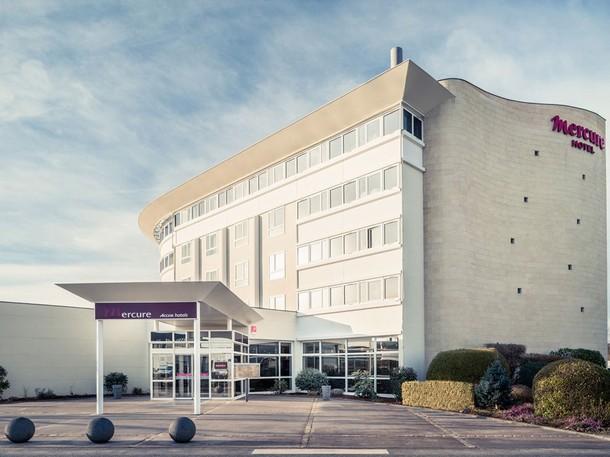 Hotels Congress and seminar in Paris and the provinces - Mercure Compiègne Sud (60)