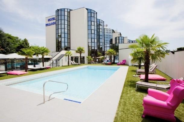 Die Kongresssäle und Seminar in Albi - Hotel Palladia (31)
