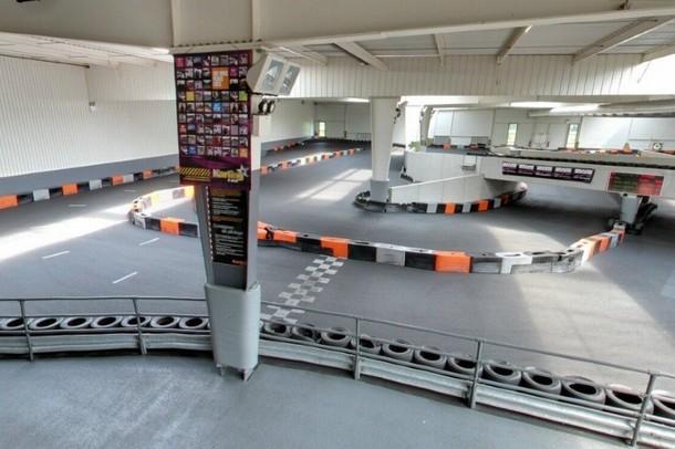 Organizar un edificio seminario o en un equipo de karting - Karting Cap Malo (35)