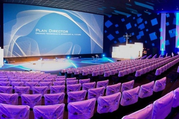 Room rental in Strasbourg for the organization of a seminar or conference in STRASBOURG - Kinepolis Mulhouse (68)