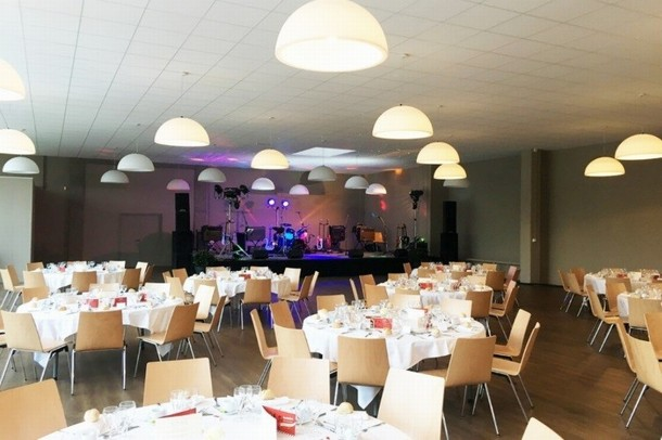 Rental of rooms for the organization of a congress or seminar in Cholet - L'Autre usine (49)