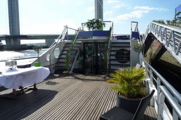 Rouen alquiler de salas de reuniones para organizar un congreso - La Bodega en Seine (76)