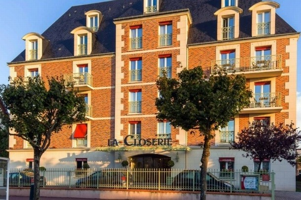Rental of rooms for the organization of a congress or seminar in Deauville - La Closerie and Atelier Hoche (14)