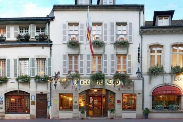 Seminarraum Beaune - Hotel Le Cep SPA und Maria von Burgund (21)