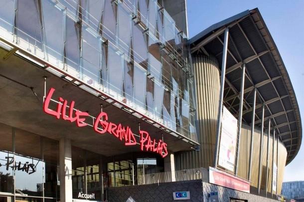 Alquilar una sala de conferencias, anfiteatro o auditorio para celebrar un congreso - Lille Grand Palais (59)