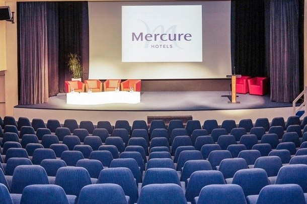 Rental of rooms for the organization of a conference or seminar in Arras - Mercure Arras Center Gare (62)