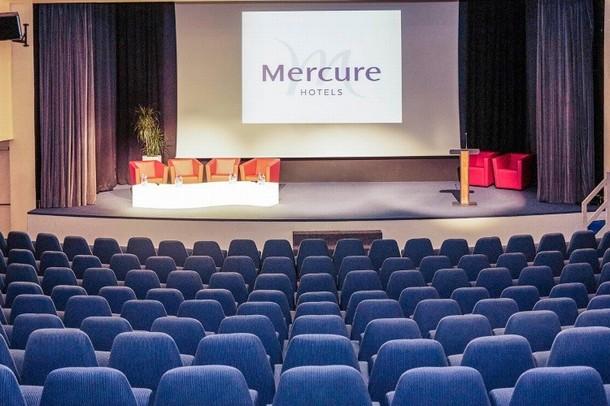 Alquiler de locales para la organización de una conferencia o seminario en Arras - Arras Mercure Centre Gare (62)