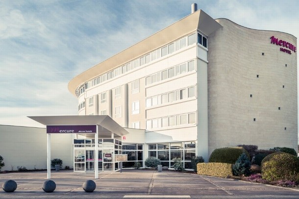 Rental of rooms for the organization of a conference or seminar in Compiegne - Mercure Compiègne Sud (60)