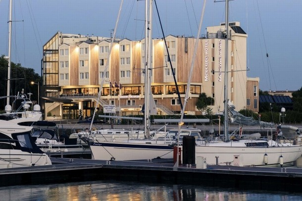Rental of rooms for the organization of a congress or a seminar in La Rochelle - Mercure La Rochelle Vieux-Port Sud (17)