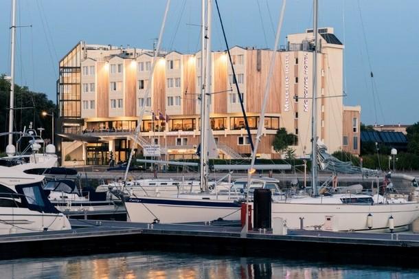 Organizzi il tuo seminario di team building a Poitiers? - Mercure La Rochelle Porto Vecchio Sud (17)