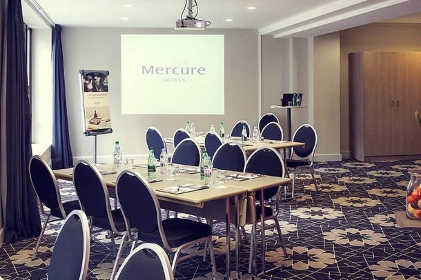 Rental of rooms for the organization of a congress or seminar in Lille - Mercure Lille Center Vieux Lille (59)