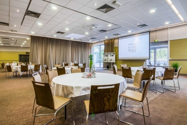 Rental of rooms for the organization of a congress or a seminar in Lille - Mercure Lille Aéroport (59)