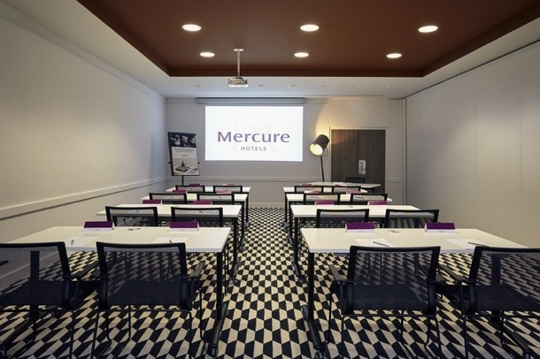 Rental of rooms for the organization of a conference or seminar in Vittel - Mercure Metz Centre (57)