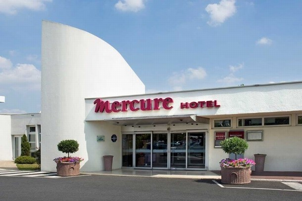 Rental of rooms for the organization of a conference or seminar in Ivry - Mercure Paris Orly Airport (94)
