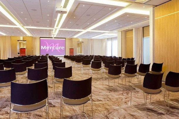 Renting rooms for organizing a conference or seminar in Cognac - Mercure Rennes Centre Gare (35)
