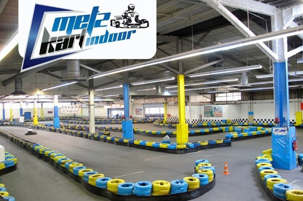 Organizzare un seminario o di team building in un kart - Metz Kart Indoor (57)