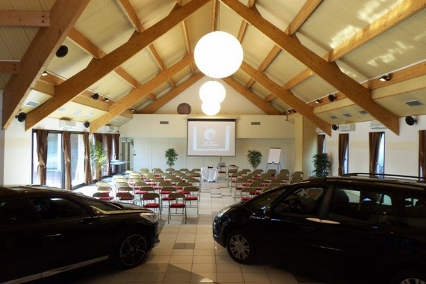 Rental of rooms for the organization of a conference or seminar in Cergy - Golf Hotel de Mont Griffon (95)