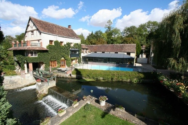 Renting rooms for organizing a conference or seminar in Evreux - Le Moulin XII (28)