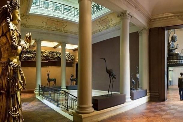 Seminars in a museum - Musee Cernuschi (75)