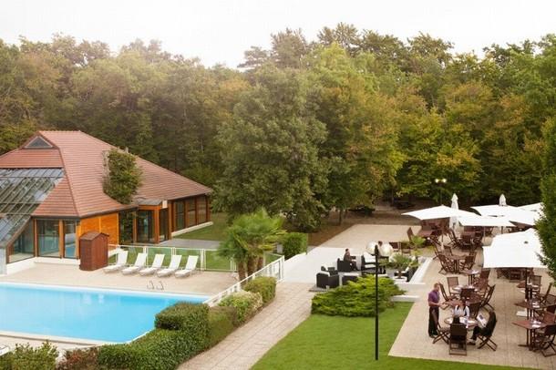 Seminarraum und Konferenz in Chaumont - Novotel Fontainebleau Ury (77)