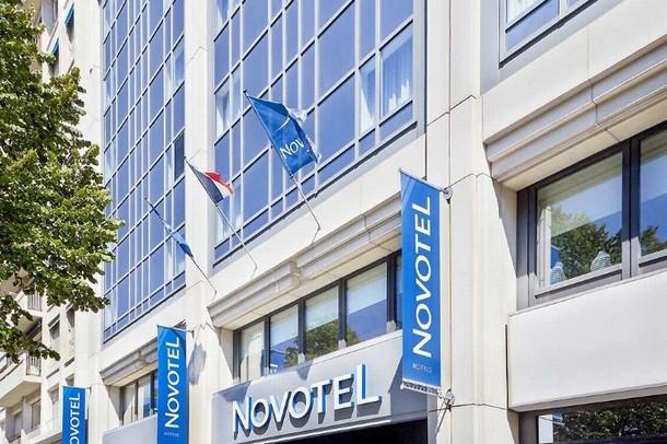 Rent a room for a seminar in La Grande Motte - Novotel Marseille Centre Prado Velodrome (13)