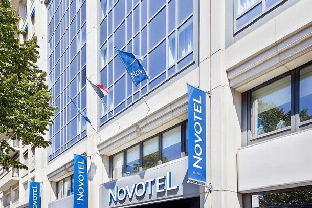 Renting rooms for organizing a conference or seminar in Cagnes-sur-Mer - Novotel Marseille Centre Prado Velodrome (13)
