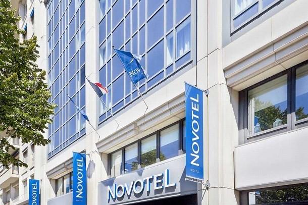 sala de reuniones y de conferencias en Gap - Novotel Marseille Centre Prado Velodrome (13)