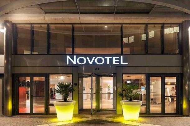 Vermietung von Räumen für die Organisation einer Konferenz oder einem Seminar in Nanterre - Novotel Paris Rueil Malmaison (92)