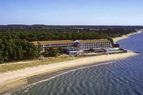 Rental of rooms for the organization of a congress or a seminar in La Rochelle - Novotel Thalassa Oleron Saint-Trojan (17)
