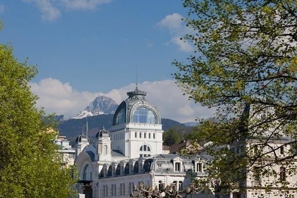 Organisation von Seminaren und Kongressen in Evian - Palais Lumière (74)