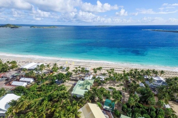 Organize your team building seminar in Saint-Martin (Guadeloupe)? - Playa Orient Bay (971)