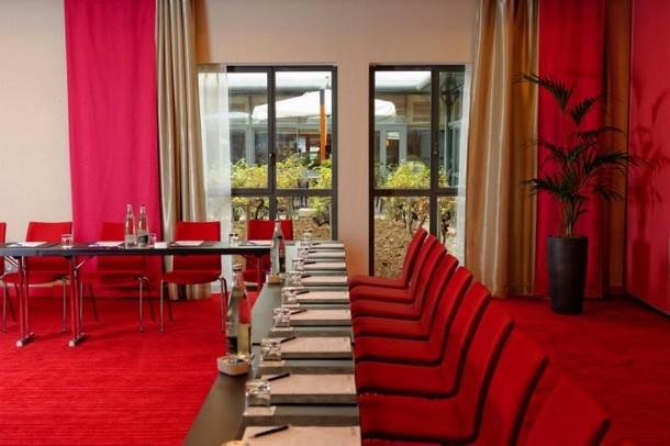 Vermietung von Räumen für die Organisation einer Konferenz oder einem Seminar in Nanterre - Radisson Blu Hotel Paris Boulogne (92)