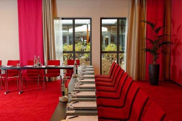salas de conferencias para la organización de seminarios en Rueil-Malmaison - Radisson Blu Hotel Paris Boulogne (92)