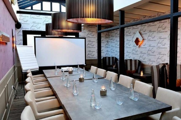 Restaurants for business meals and seminars - Apostrophe (51)